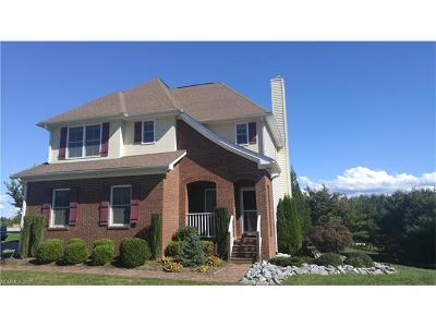 Mills River Single Family Home For Sale: 16 Big Sky Court