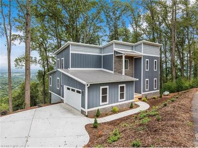 Asheville Single Family Home For Sale: 8 Tranquil Forest Way