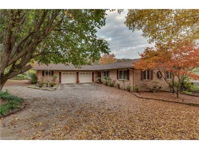 Rutherfordton Single Family Home Under Contract-Show: 240 Ridgeland Drive