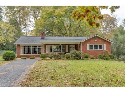 Hendersonville Single Family Home Under Contract-Show: 3159 Cardinal Lane