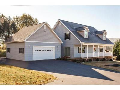 Etowah Single Family Home For Sale: 89 Scarlet Oaks Drive