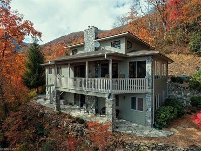 Waynesville Single Family Home For Sale: 878 Winding Creek Drive