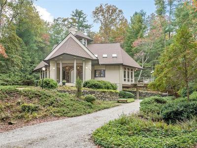 Biltmore Forest Single Family Home For Sale: 2 Hemlock Road