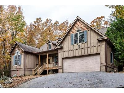 Brevard Single Family Home Under Contract-Show: 564 Soquili Drive