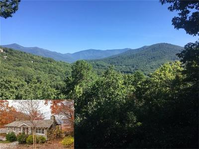 Black Mountain Single Family Home Under Contract-Show: 306 Allen Mountain Drive