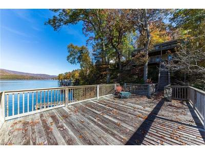 Lake Lure Single Family Home For Sale: 111 Lost Cove Drive