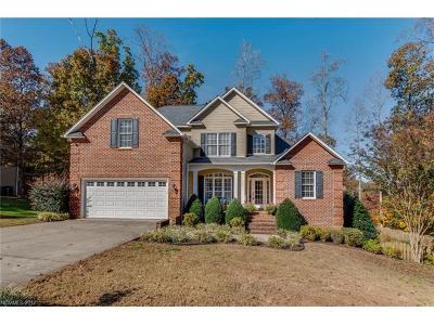 Rutherfordton Single Family Home For Sale: 109 Col Hamptons Court