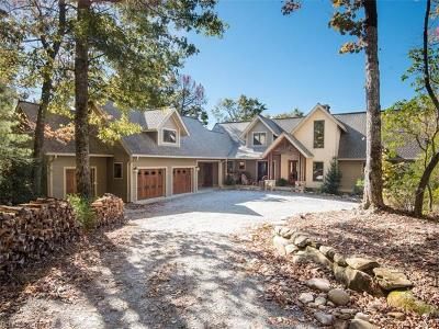 Pisgah Forest Single Family Home For Sale: 231 Firefly Lane