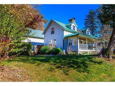 Transylvania County Single Family Home For Sale: 622 Johnny's Creek Road
