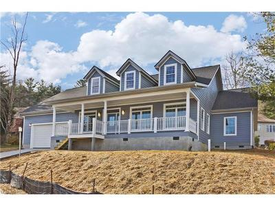 Hendersonville Single Family Home For Sale: 43 Mill Pond Way