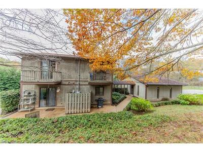 Weaverville Single Family Home Under Contract-Show: 6 Hall Drive N