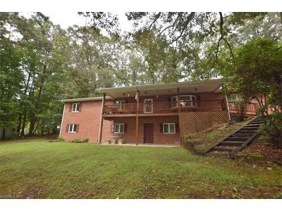 Candler Single Family Home For Sale: 2 Dixie Lane