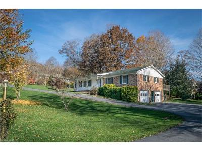 Hendersonville Single Family Home Under Contract-Show: 210 London Road