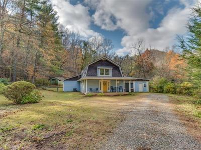 Saluda Single Family Home Under Contract-Show: 70 Fork Creek Road