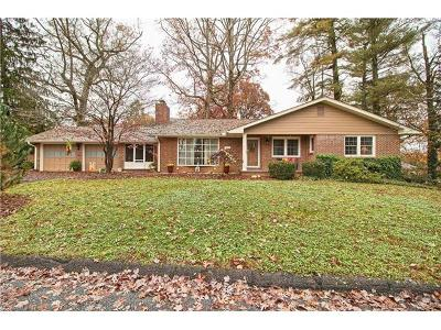 Hendersonville Single Family Home Under Contract-Show: 850 Thornton Place
