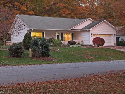 Hendersonville Single Family Home For Sale: 2609 Middleton Circle #2