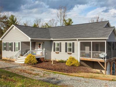 Weaverville Single Family Home For Sale: 159 Greenridge Road