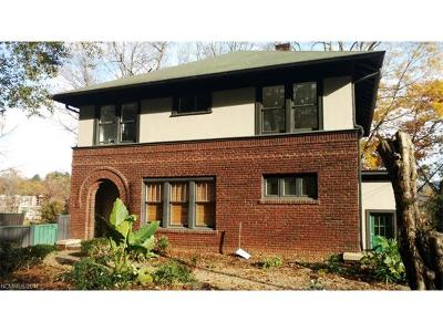 Asheville Single Family Home For Sale: 74 Saint Dunstans Circle
