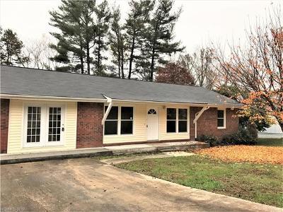 Hendersonville Single Family Home For Sale: 124 Maywood Road #65