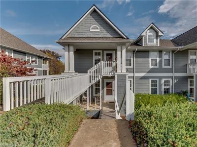 Asheville Condo/Townhouse For Sale: 3701 Florham Place
