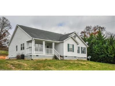 Hendersonville Single Family Home For Sale: 3199 N Clear Creek Road