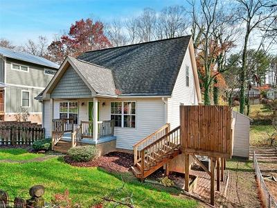 Asheville Single Family Home For Sale: 244 Sand Hill Road