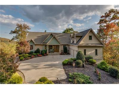 Lake Lure Single Family Home For Sale: 500 Matho Trace
