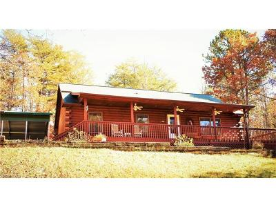 Lake Lure Single Family Home For Sale: 459 Sweetbriar Road S #23