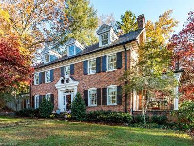 Asheville Single Family Home For Sale: 35 Oak Lane
