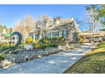 Asheville Single Family Home For Sale: 9 Lorraine Avenue