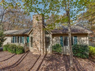 Lake Lure Single Family Home For Sale: 170 Flynn Court #40