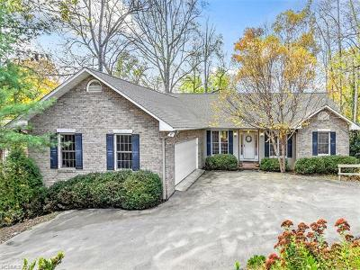Asheville Single Family Home For Sale: 519 N Griffing Boulevard