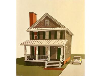 Asheville Single Family Home For Sale: 21 Bryant Street #2