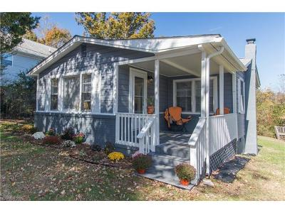 Asheville Single Family Home Under Contract-Show: 20 Honeysuckle Lane #329/327