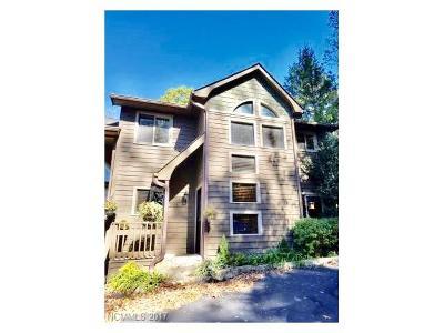 Asheville Condo/Townhouse For Sale: 405 Unit 201 Windswept Drive