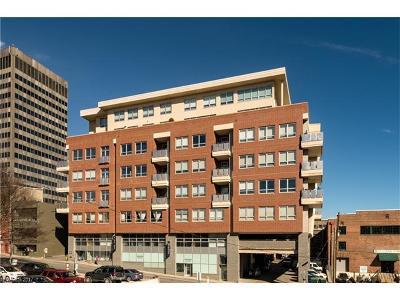 Asheville Condo/Townhouse For Sale: 12 S Lexington Avenue #409