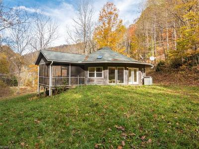 Hot Springs Single Family Home For Sale: 1718 Howard Moore Road