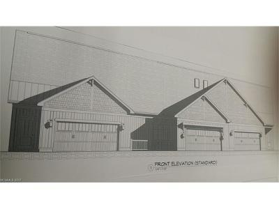 Transylvania County Condo/Townhouse For Sale: Tbd Glenlaurel Lane #U57 BLDG
