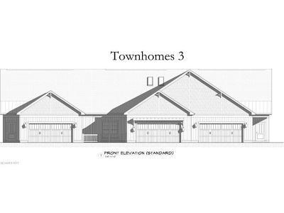 Transylvania County Condo/Townhouse For Sale: 19-56 Glenlaurel Lane #19-56