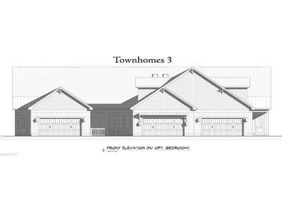 Brevard Condo/Townhouse For Sale: 19-56 Glenlaurel Lane #19-56