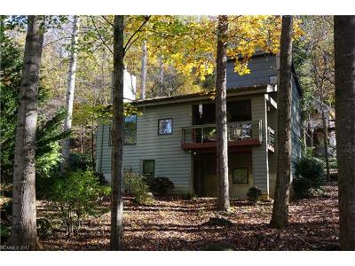 Lake Lure Single Family Home For Sale: 341 Chalet Road