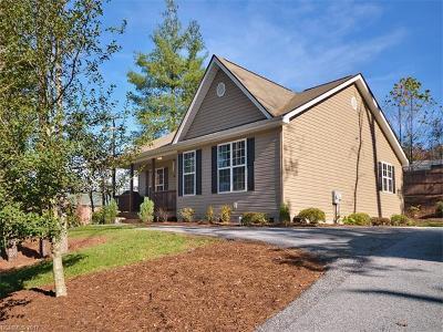 Hendersonville Single Family Home For Sale: 37 Pack Road
