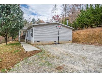Brevard Single Family Home For Sale: 335 Long Ridge Road