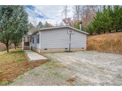 Transylvania County Single Family Home For Sale: 335 Long Ridge Road