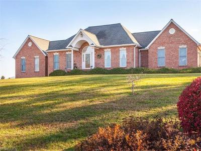 Weaverville Single Family Home For Sale: 9 Scenic View Drive