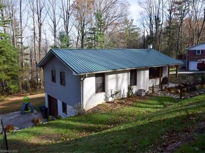 Hendersonville Single Family Home For Sale: 2412 Greater Druid Hills Boulevard