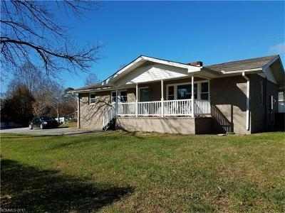 Hendersonville Single Family Home For Sale: 120 Holly Tree Circle #25