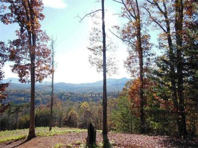 Lake Lure Residential Lots & Land For Sale: 27 High Rock Ridge #27