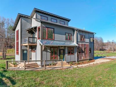 Weaverville Single Family Home For Sale: 43 Upper Herron Cove Road
