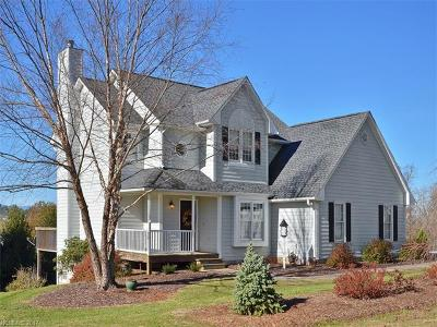 Weaverville Single Family Home For Sale: 2 Amber Knoll Court